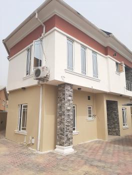 Spacious Clean 4 Bedroom Duplex  Self Compound, Peninsula Garden Estate Before Sangotedo Shop Rite, Sangotedo, Ajah, Lagos, Detached Duplex for Rent