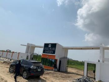Land with Governors Consent, Behind Amity, at Lekki Pearl Garden Abijo, Abijo, Lekki, Lagos, Residential Land for Sale