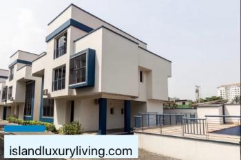 Brand New 4 Bed Detached Houses in One Compound, Off Alexander Road, Old Ikoyi, Ikoyi, Lagos, Detached Duplex for Sale