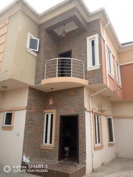 4bedroom Semi Detached Duplex with a Bq, Ologolo, Lekki, Lagos, Semi-detached Duplex for Rent
