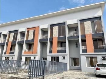 Brand New 4 Bedroom Terrace Duplex with Bq, Lekki Phase 1, Lekki, Lagos, Terraced Duplex for Rent