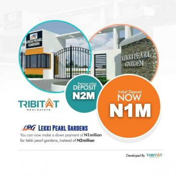 Land in an Investment Worthy Estate, Abijo Gra, Abijo, Lekki, Lagos, Residential Land for Sale