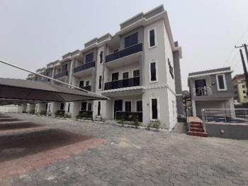Serviced 4 Bedroom Terraced Duplex, Oniru, Victoria Island (vi), Lagos, Terraced Duplex for Rent