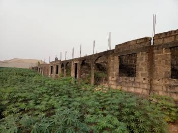 Uncompleted 8 Flat of 3 Bedrooms, Ikpoba Okha, Edo, Flat for Sale