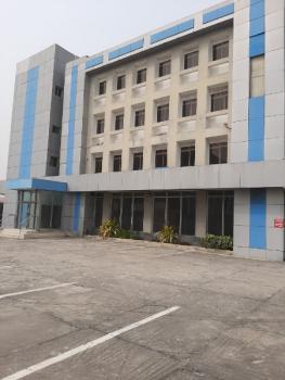 Purpose Built Office Building, on Spar Road Beside Nicon Town, Ikate Elegushi, Lekki, Lagos, Office Space for Rent