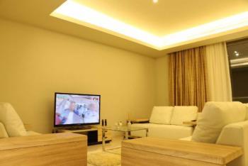 Stylish 3bedroom Apartment at Eko Pearl Tower, 1412 Ahmadu Bello Way, Victoria Island Extension, Victoria Island (vi), Lagos, Flat Short Let
