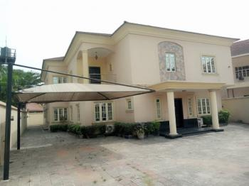 Well Maintained Luxury 5 Bedroom Detached House with 2 Rooms Bq, Bode Adebowale Crescent, Lekki Phase 1, Lekki, Lagos, Detached Duplex for Rent