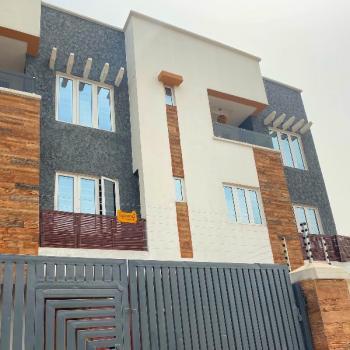 Beautiful 4 Bedroom Detached House with a Room Bq, Lekki Phase 1, Lekki, Lagos, Detached Duplex for Rent