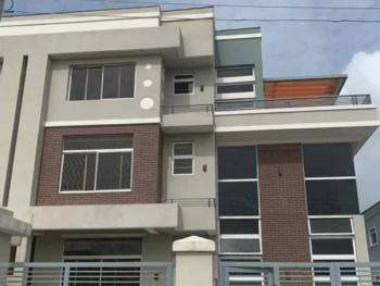a New 5 Bedroom Detached Duplex with Bq, Richmond Estate, Lekki, Lagos, Detached Duplex for Sale