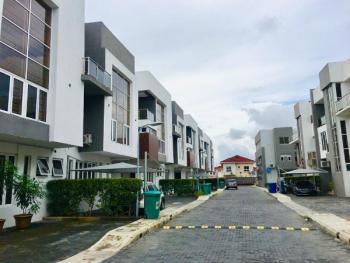 Spacious 4 Bedroom Semi Detached Duplex with Double Volume Master Bedroom, Osapa, Lekki, Lagos, Semi-detached Duplex for Rent