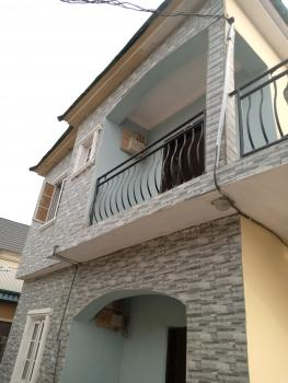 Sweet & Spacious 2 Bedroom Flat, Pero Road Peace Land Estate, Ogombo, Ajah, Lagos, Flat for Rent