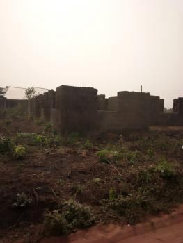 Massive Uncompleted 2flats of 3bedrooms, @ Obagie Off Sapele Road Gra Benin City Edo State, Benin, Oredo, Edo, Block of Flats for Sale