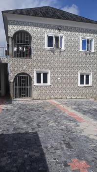 Two Bedroom Flat in a Quiet Estate, Close to The Express. (downstairs), Bogije, Ibeju Lekki, Lagos, Block of Flats for Rent