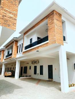 Luxury 4 Bedroom Terrace Duplex, Orchid Hotel Road, Chevron, Lekki Phase 1, Lekki, Lagos, Terraced Duplex for Rent