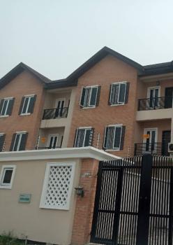 4 Bedroom Terrace Duplex with a Room B/q, Osapa London, Osapa, Lekki, Lagos, Terraced Duplex for Rent