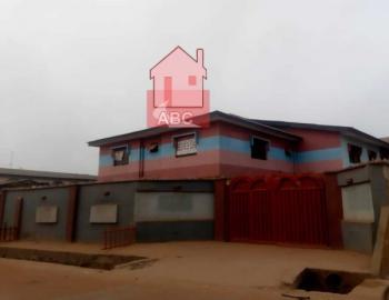 Block of 4 (units of 3 Bedroom Flat, Amusan Street, Abule Egba, Agege, Lagos, Flat for Rent