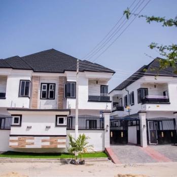 Newly Built 5 Bedroom Semi Detached Duplex with Bq, Bridgegate Estate, Agungi, Lekki, Lagos, Semi-detached Duplex for Sale