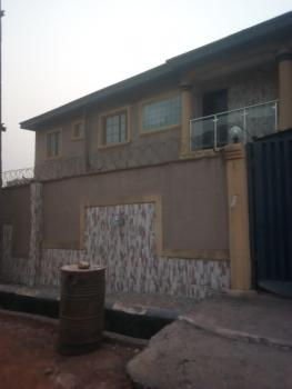 Ground Floor Two Bedroom Flat, in a Mini Estate Off Station Bus Stop Off Iju Road, Ifako, Agege, Lagos, Flat for Rent