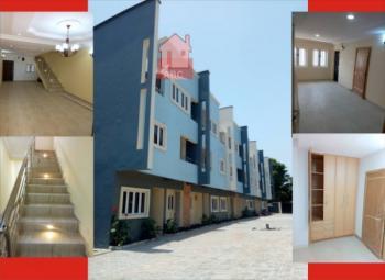 4 Bedroom Terrace, Chevron, Lekki Phase 2, Lekki, Lagos, Flat for Rent