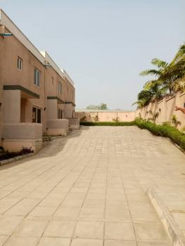 4 Units of 3 Bedroom Terraced Duplex with Bq,swimming Pool, Off Lake Chad, Maitama District, Abuja, Terraced Duplex for Rent