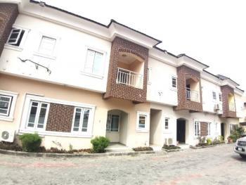 4 Bedroom Terrace Duplex, Ikate Elegushi, Ikate Elegushi, Lekki, Lagos, Terraced Duplex for Sale