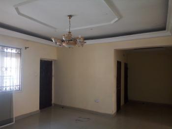 a Very Standard 3 Bedroom Flat with a Bq, Jabi, Jabi, Abuja, Flat for Rent