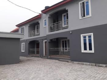 Brand New 3 Bedrooms Duplex , Up and Downstairs, Behind Uba Supermarket, Awoyaya, Ibeju Lekki, Lagos, Semi-detached Duplex for Rent