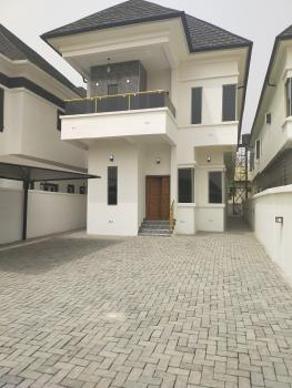 Newly Built 5 Bedroom Duplex with a Room Bq, Divine Homes, Thomas Estate, Ajiwe, Ajah, Lagos, Detached Duplex for Sale