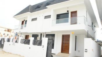 Well Finish 4 Bedroom Semi Detached Duplex with Bq, Agungi, Lekki, Lagos, Semi-detached Duplex for Sale