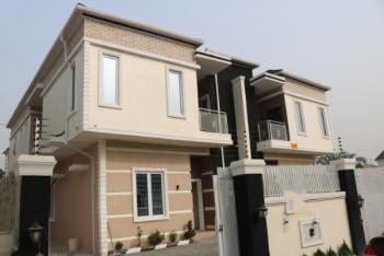 Exquisite 4 Bedroom Semi-detached Duplex, Penisula Gardens Estate, Sangotedo, Ajah, Lagos, Semi-detached Duplex for Sale