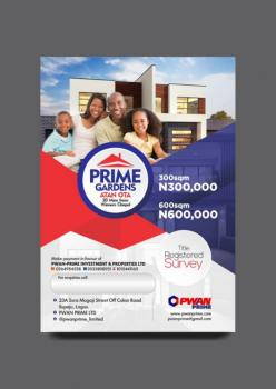 Prime Gardens, Atan Ota, Ado-odo/ota, Ogun, Mixed-use Land for Sale