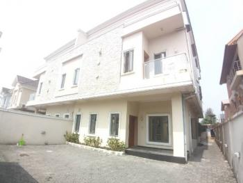 Contemporary 5 Bedroom Semi Detached Duplex, Lekki Phase 1, Lekki, Lagos, Semi-detached Duplex for Rent