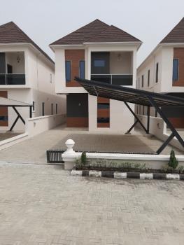Serviced 5bed Detached Duplex with Bq, Orchid Hotel Road By Chevron Toll Gate, Lekki Phase 2, Lekki, Lagos, Detached Duplex for Sale