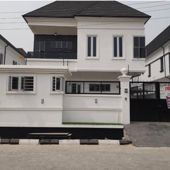 Newly Built 5bedroom Fully Detached Duplex with Bq in an Estate, Osapa, Lekki, Lagos, Detached Duplex for Sale