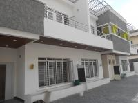 Luxury 4bedroom House, Lekki Phase 1, Lekki, Lagos, 4 Bedroom, 5 Toilets, 4 Baths House For Rent