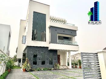 Luxury 5bedrooms with 1room Bq Fully Detached Duplex +great Feature, Pinnoch Beach Estate, Osapa, Lekki, Lagos, Detached Duplex for Sale
