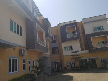 New 4 Bedrooms Terrace with Bq with Gen and Acs, Guzape, Guzape District, Abuja, Terraced Duplex for Rent