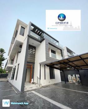 Luxury and Massively Built Duplex, Off Adebayo Doherty Road, Lekki Phase 1, Lekki, Lagos, Detached Duplex for Sale