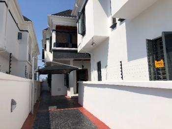 Spacious 4 Bedroom Duplex with a Room Bq, Oral Estate, Lekki Expressway, Lekki, Lagos, Semi-detached Duplex for Rent