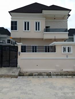 Exotically 4 Bedroom Fully Detached Duplex with Bq, Chevron Toll Gate, Lekki Phase 2, Lekki, Lagos, Detached Duplex for Sale