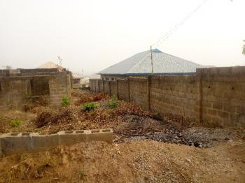Good Uncompleted Twin 3 Bedroom in a Serene Neighborhood, Lane 4 Promiseland Estate, Near Icast School, Elebu Off Akala Express, Ibadan, Oyo, Detached Bungalow for Sale