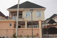 5 Bedroom Fully Detached House All Rooms En-suite, Chevy View Estate, Lekki, Lagos, 5 Bedroom Detached Duplex For Sale