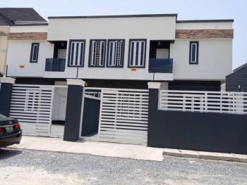 Modern & Prestigious 3 Bedroom Semi-detached House with Bq, Idado, Idado, Lekki, Lagos, Semi-detached Duplex for Sale