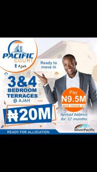 Deed Conveyance Duplexes, Badore, Ajah, Lagos, Terraced Duplex for Sale