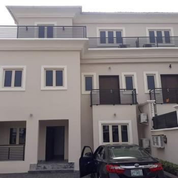 5 Bedroom Semi Detached House with 2 Room Bq, Swimming Pool, Banana Island Ikoyi Lagos, Banana Island, Ikoyi, Lagos, Semi-detached Duplex for Rent