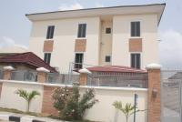 6 Unit 3 Bedroom Service Flat, Agungi, Lekki, Lagos, Self Contained Flat for Rent