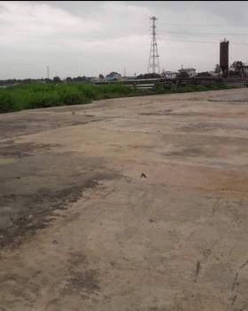 36,579 Sqm Bareland & Corner Piece Land, Akin Adesola Street, Victoria Island (vi), Lagos, Mixed-use Land for Sale