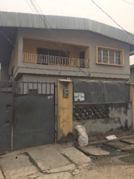 Beautiful 4 Units Property in The Center of Surulere, Bola Shadipe, Adelabu, Surulere, Lagos, Block of Flats for Sale