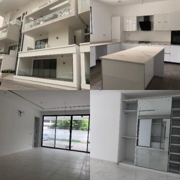 Brand New 4 Bedroom Maisonette Apartment for Lease, Banana Island, Ikoyi, Lagos, Terraced Duplex for Rent