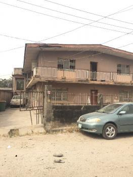 Well Built 6 Units Property, Nuru Oniwu, Adelabu, Surulere, Lagos, Block of Flats for Sale